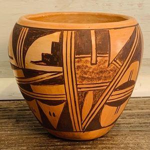 Juanita Healing Small Traditional Hopi Pot
